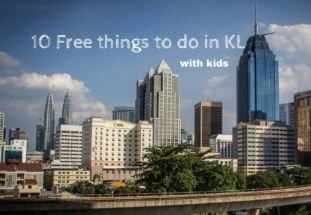 10 Free things to do with kids in Kuala Lumpur