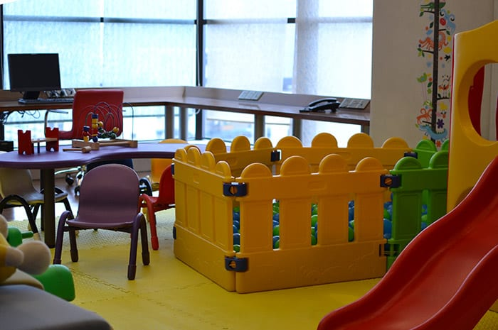 oakwood playroom
