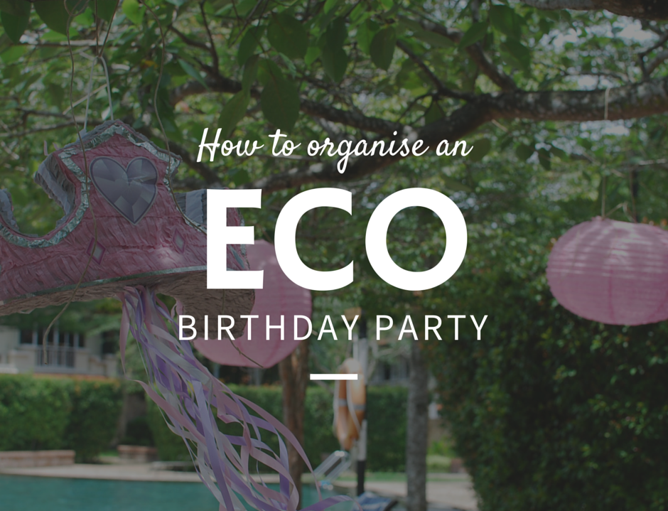 Eco Birhtday Party