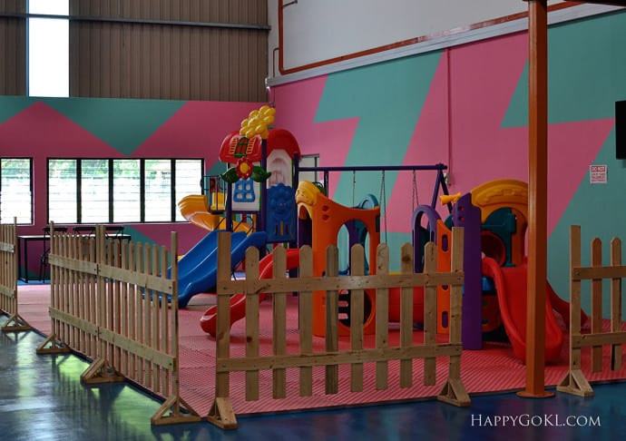 EnerZ play area
