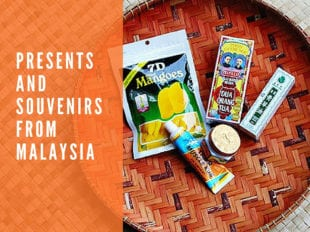 PRESENTS AND SOUVENIRS FROM MALAYSIA