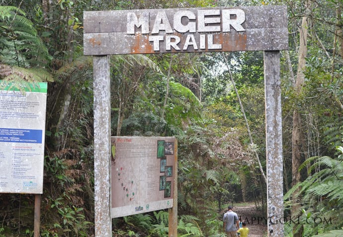 mager trail