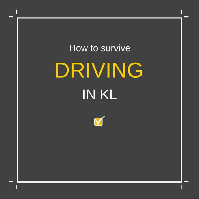 driving in KL