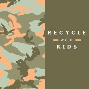 Recycle with kids