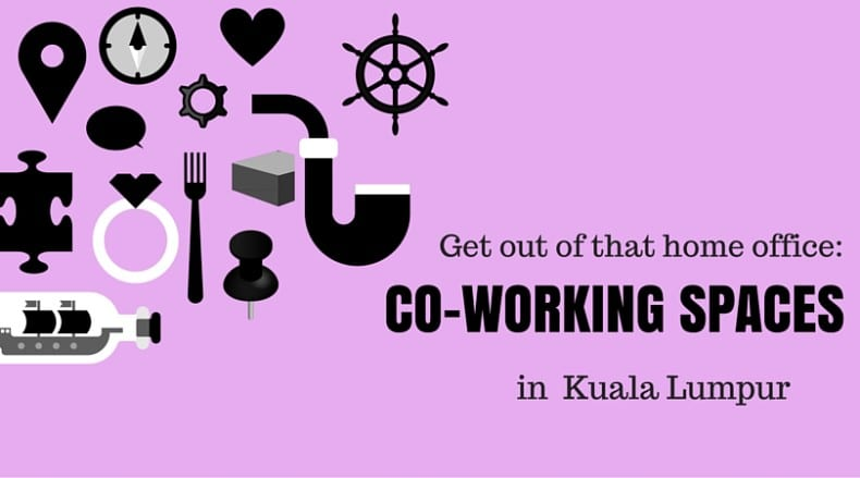 co-working spaces in KL
