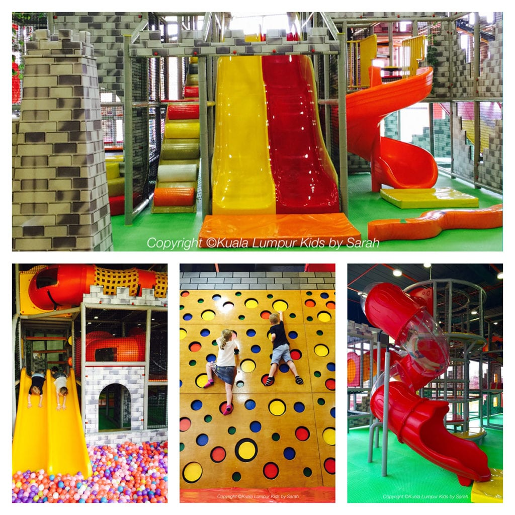 the-kingdom-at-sunway-putra indoor playground