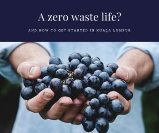 How to lead a life with zero waste?