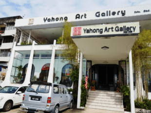 Art Galleries of Penang