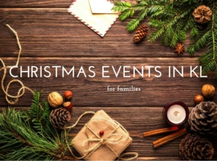 Christmas Events in KL for Kids and Families