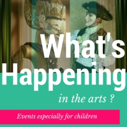Arts Events for the Whole Family, May 2017