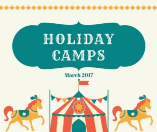 Holiday camps in KL in March 2017