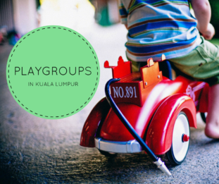 Playgroups in KL