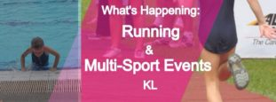 Running and multi-sport events in KL for the whole family