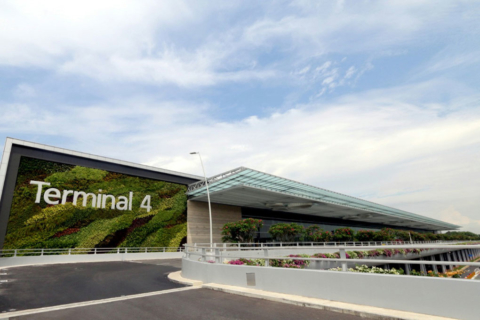 Changi Airport T4 is open!