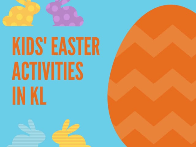 Kids' Easter events in KL
