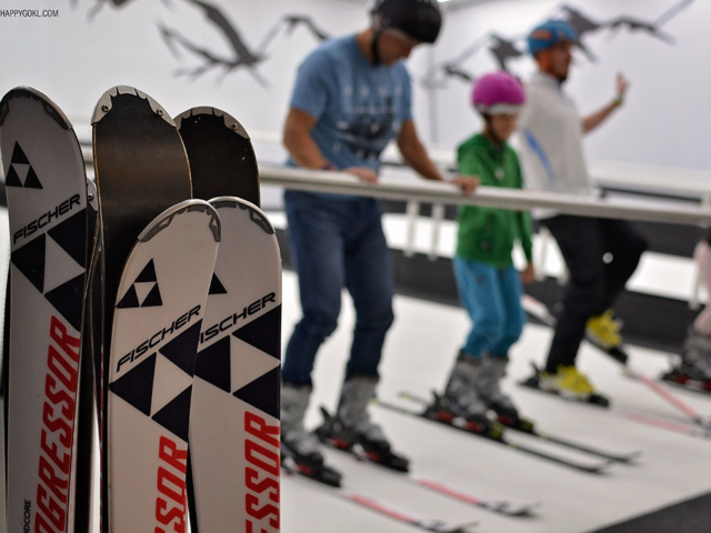 First Traxx Indoor Ski and Snowboard centre