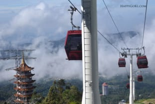 New Awana SkyWay at Genting Highlands