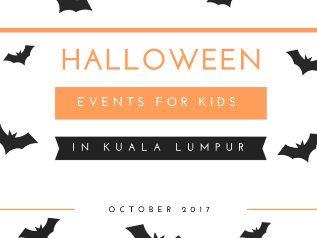 Halloween events for kids in KL
