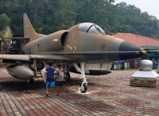 A Morning at the Army Museum of Port Dickson