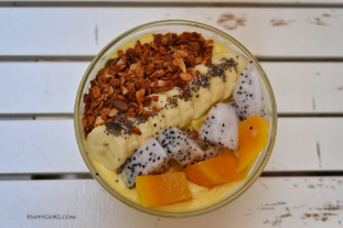 Rubberduck – a smoothie bowl heaven in Plaza Damas